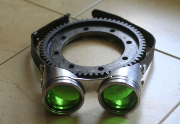 """""""Dieselpunk Vision"""" of Steamimpactor. Фотосет. (Фото 21)"""