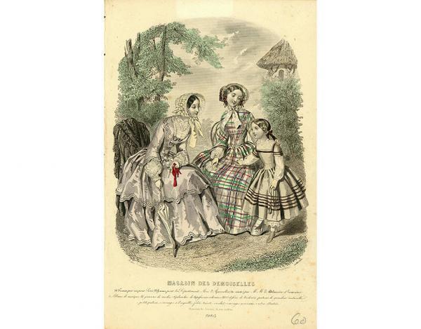 Переменчивая мода Викторианской эпохи (Фото 12)