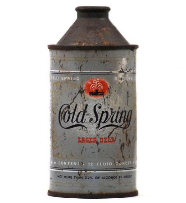 Очень старые баночки пива (Фото 7)