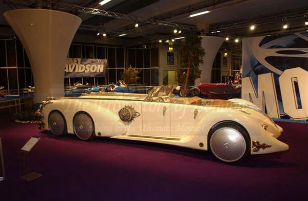 """""""The Nautilus Car"""" из фильма """"Лига выдающихся джентельменов"""" (Фото 3)"""