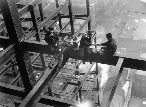 фото Нью-Йорка начала 20го века (Фото 33)