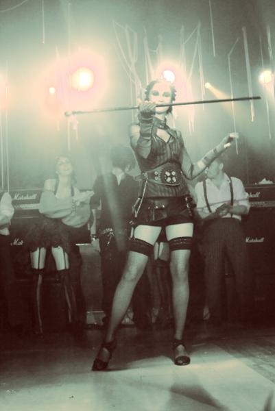 """Немного фото с показа новой коллекции """" Steampunk Cabaret"""" (Фото 4)"""