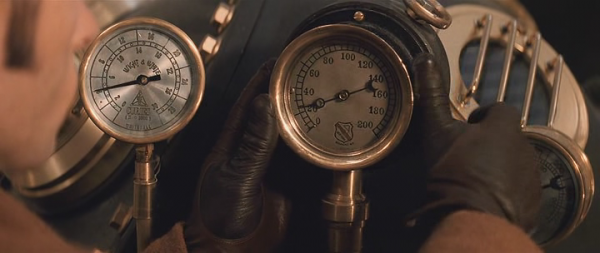 Машина времени / The Time Machine (Саймон Уэллс / Simon Wells) , 2002 (Фото 9)