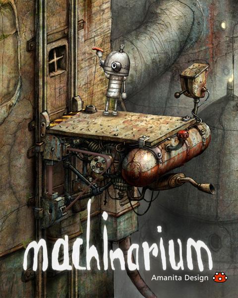 Machinarium/Машинариум вышел! (Фото 2)