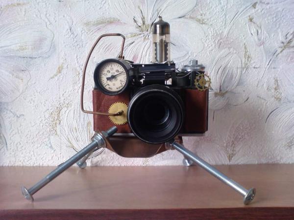 Имперский автономный ударно-разведывательный паровой дрон (Фото 2)