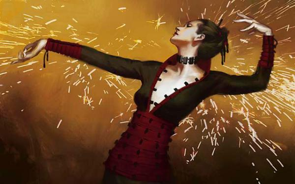 Steampunk во вселенной Magic: the Gathering
