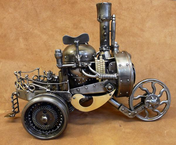 Steam trike (Фото 3)