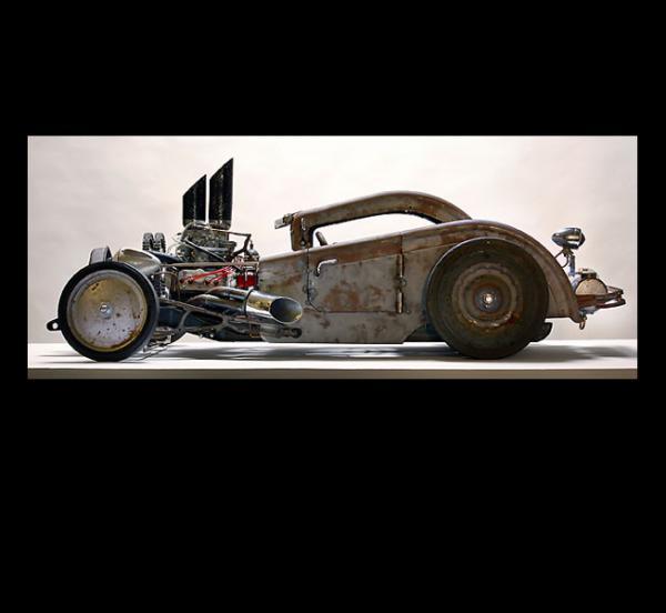 Michael Ulman - арт на колесах. (Дизельпанк) (Фото 2)