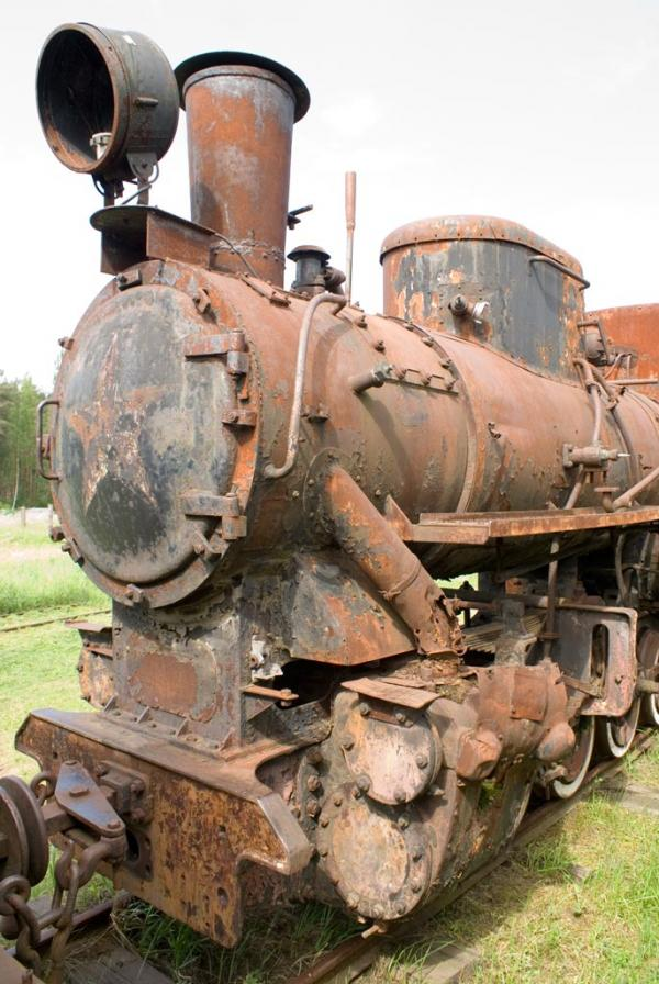 Фотографии из музея паровозов. (Фото 3)