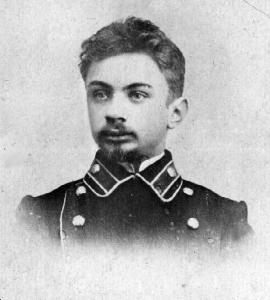 Шиша Михаил Александрович, инженер-механик, выпускник Томского технологического института.