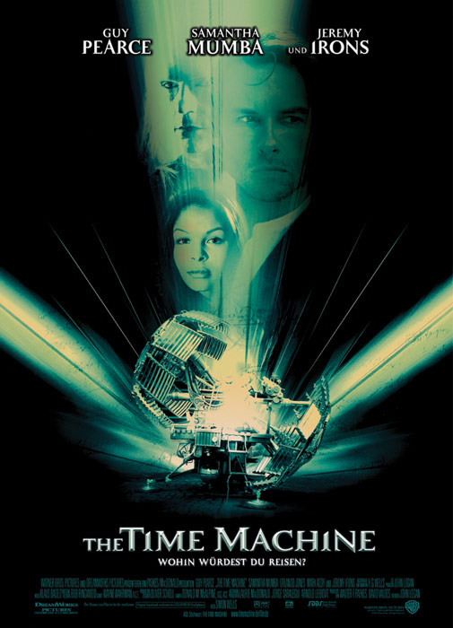 Машина времени / The Time Machine (Саймон Уэллс / Simon Wells) , 2002 (Фото 13)