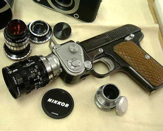 Необычные камеры