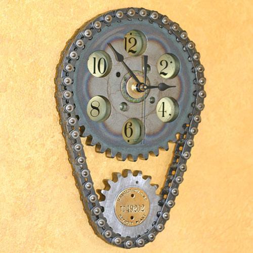 Часы от Steven Shaver.