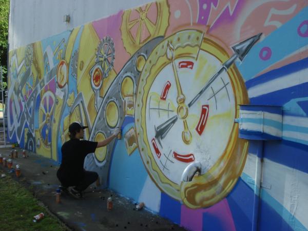 Стим-граффити (Фото 5)