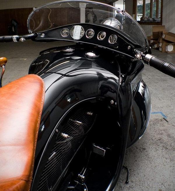 Мотоцикл О. Ray Cortny. (Фото 2)