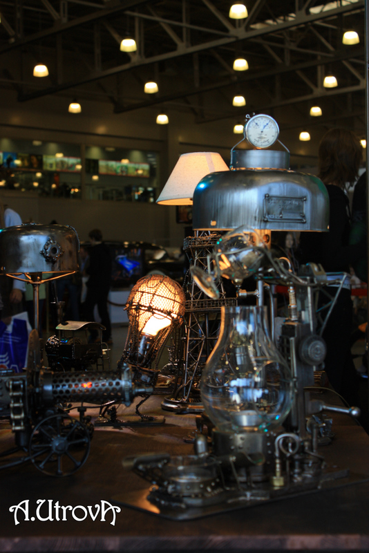 Фотографии со стенда steampunker.ru (Фото 22)
