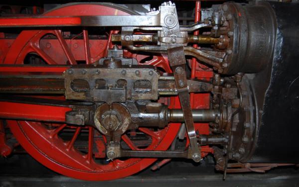 Железнодорожное ретро (Фото 8)