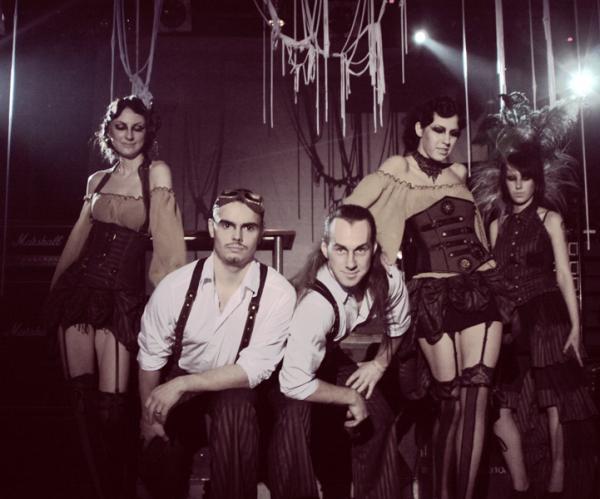 """Немного фото с показа новой коллекции """" Steampunk Cabaret"""" (Фото 2)"""