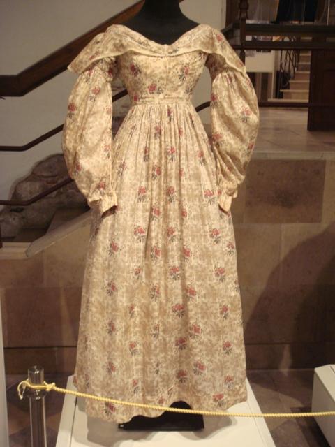 """На выставке """"Мода Викторианской эпохи"""" - платья и аксессуары 1830 - 1900 годов из собрания Александра Васильева, Париж (Фото 13)"""