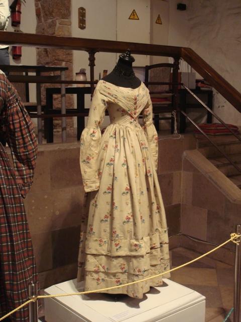 """На выставке """"Мода Викторианской эпохи"""" - платья и аксессуары 1830 - 1900 годов из собрания Александра Васильева, Париж (Фото 11)"""