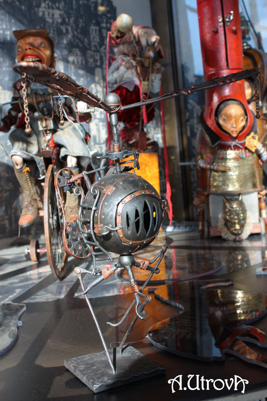 Фотографии со стенда steampunker.ru (Фото 10)