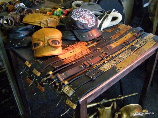 """Стимпанк стенд на """"Олдтаймер-галерее"""" 7-10 октября 2010 (Фото 11)"""