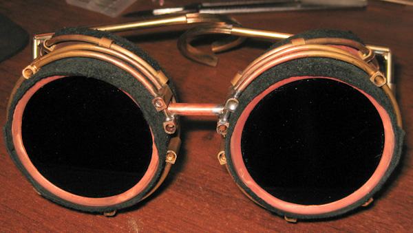 """Очки для конкурса """"STEAMPUNK-VISION 3D"""" часть 2 (обновлено 13.05.2010)"""