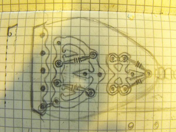 "Гогглы   Монте Кристо  для конкурса  ""STEAMPUNK-VISION 3D"" от NVIDIA . №2"