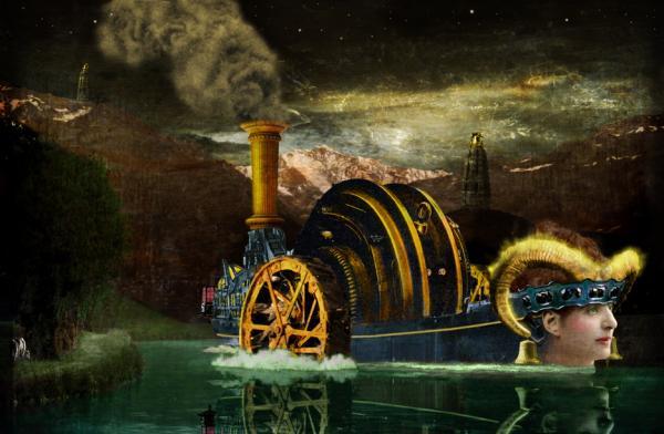 Stephen Rothwill. Стимпанк или викторианский кошмар (Фото 8)