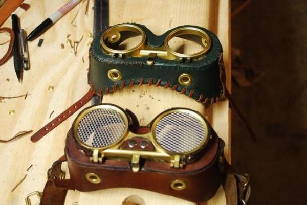 Goggles!!!! Такие разные. (Фото 17)