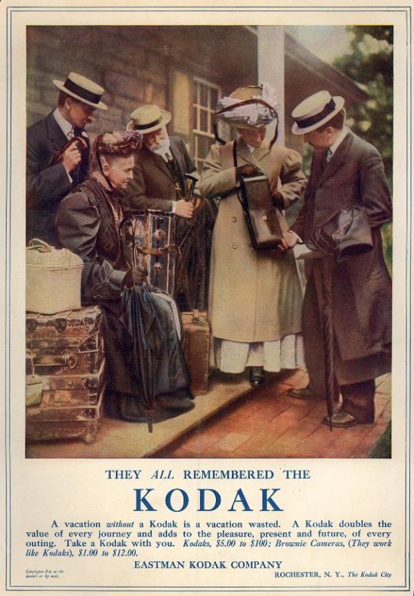 Реклама Kodak (Фото 2)