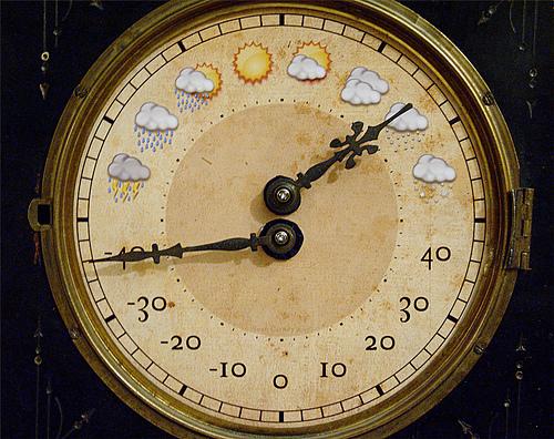 Antique Weather Clock (Фото 4)