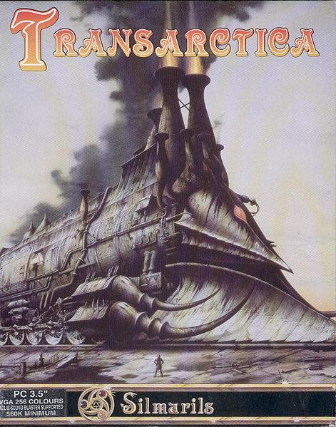 компьютерная игра Transarctica