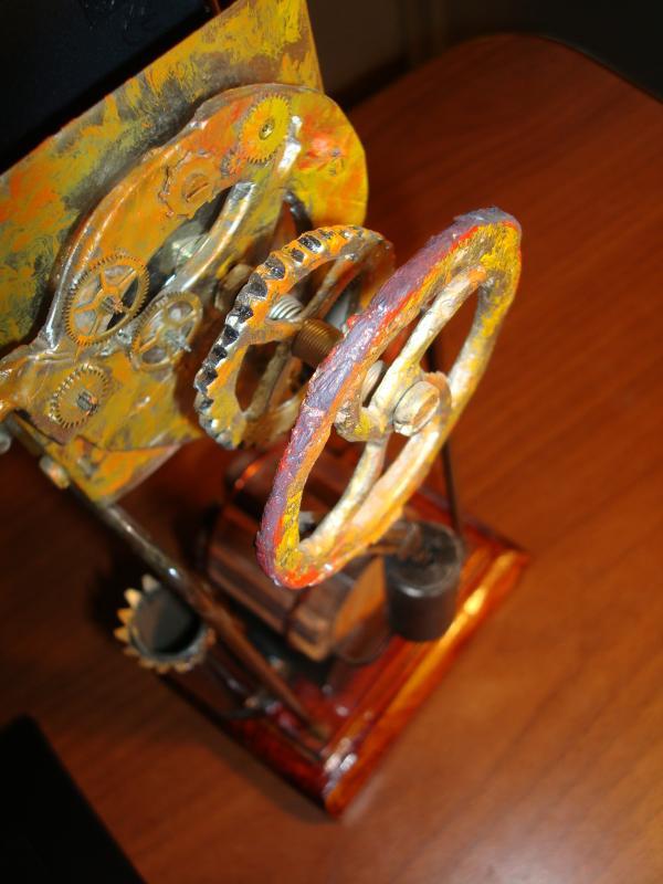 Настольные часы (Фото 2)
