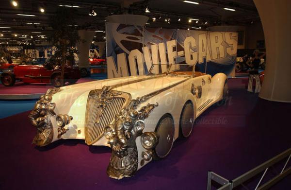 """""""The Nautilus Car"""" из фильма """"Лига выдающихся джентельменов"""" (Фото 2)"""