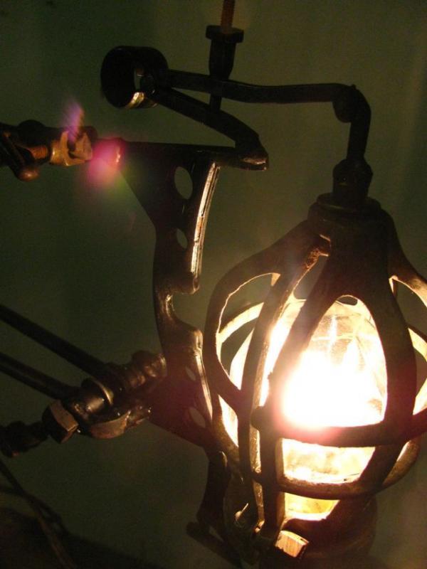 """""""Свет стиля"""". Лампы, и не только. (Фото 22)"""