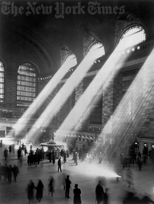 фото Нью-Йорка начала 20го века (Фото 19)