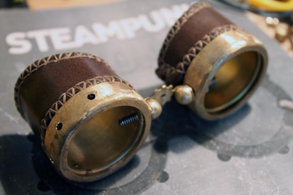 """Steam eyes"" для конкурса «STEAMPUNK-VISION 3D» - Вторая часть (Фото 37)"