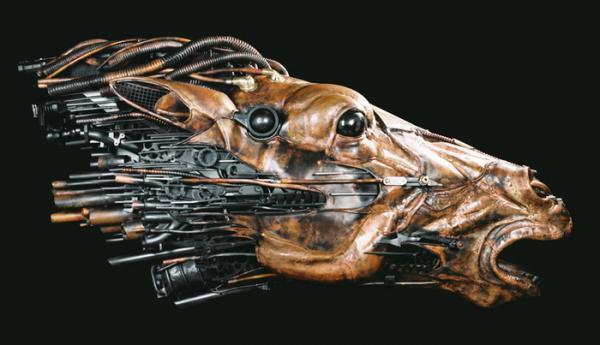 Удивительные гибриды Пьера Маттера (Фото 16)
