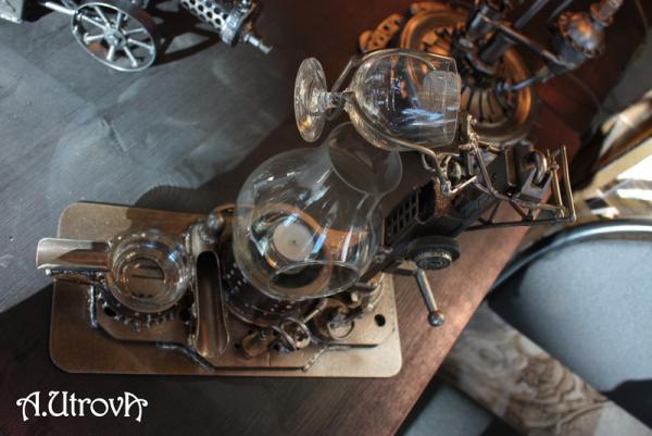 Фотографии со стенда steampunker.ru (Фото 14)