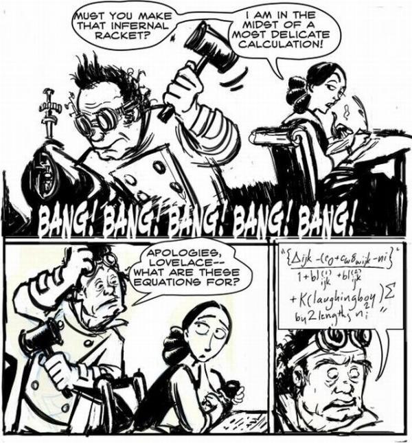 Придворные комиксы. (Фото 6)