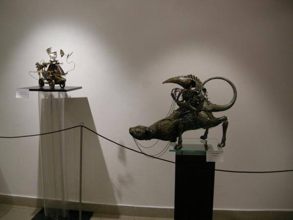 """Выставка Авторской Куклы в центре современного искусства """"М Арс"""" (Москва) (Фото 17)"""