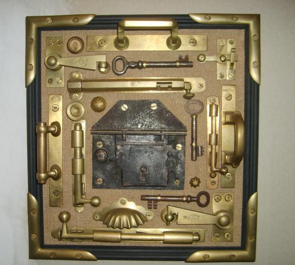 Коллекция древнего металла