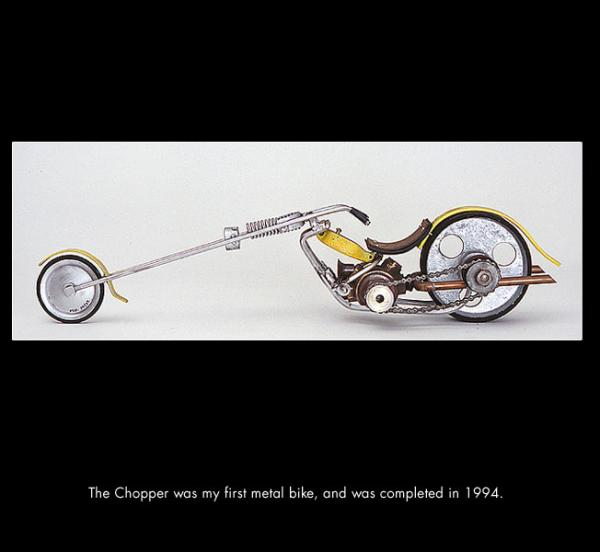 Michael Ulman - арт на колесах. (Дизельпанк) (Фото 13)