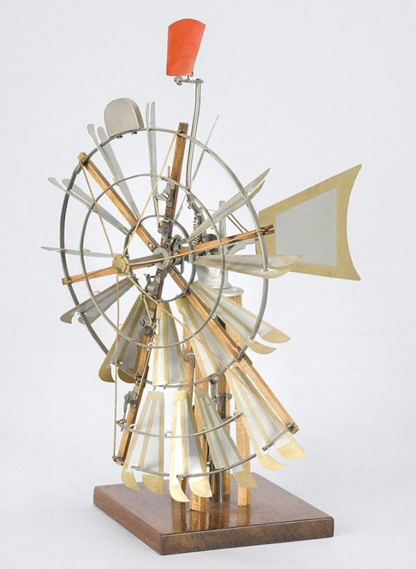 Модель ветряной мельницы