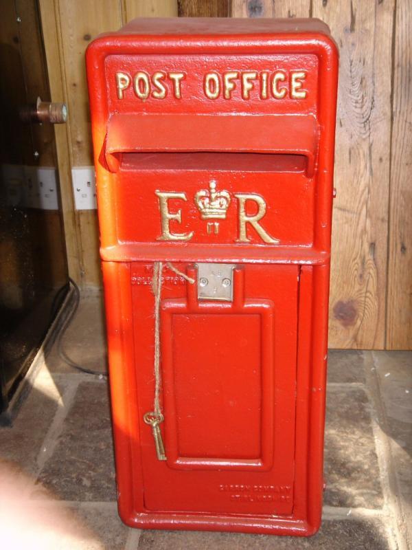 Почтовые ящики начала 20го века