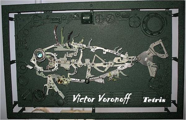 Механика Виктора Вороноффа (Фото 8)