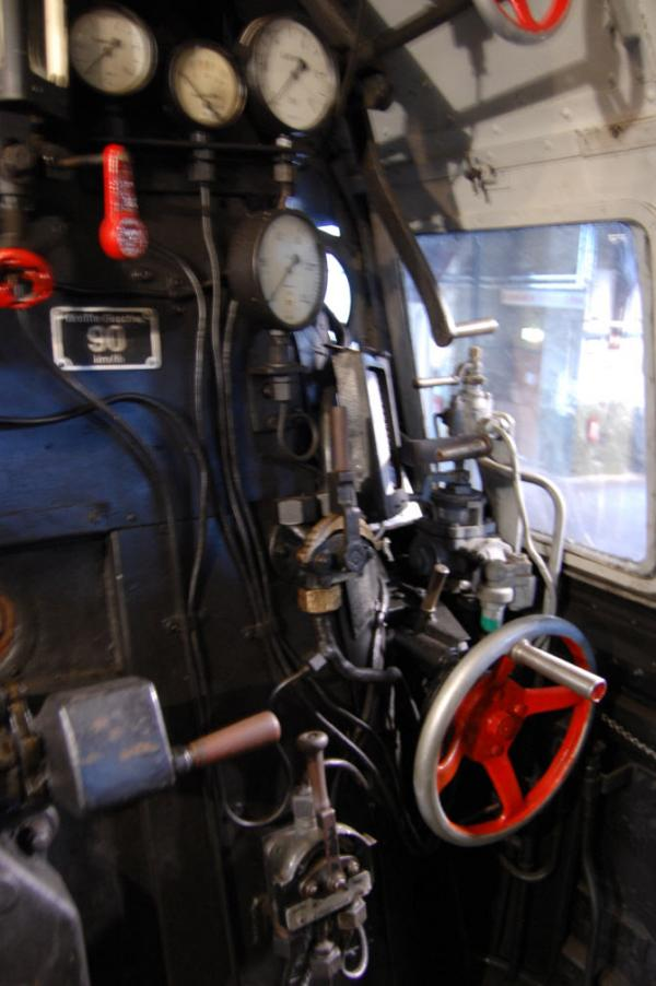 Железнодорожное ретро (Фото 3)