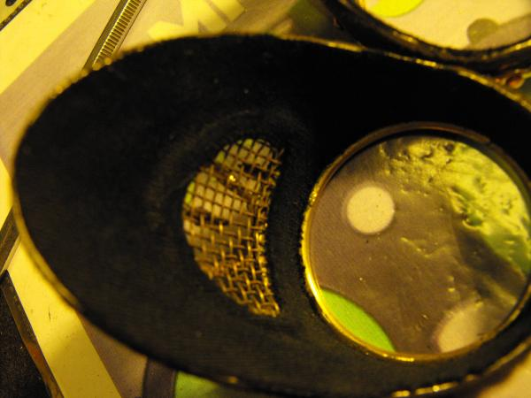 "Гогглы   Монте Кристо  для конкурса  ""STEAMPUNK-VISION 3D"" от NVIDIA .  № 1 (Фото 25)"