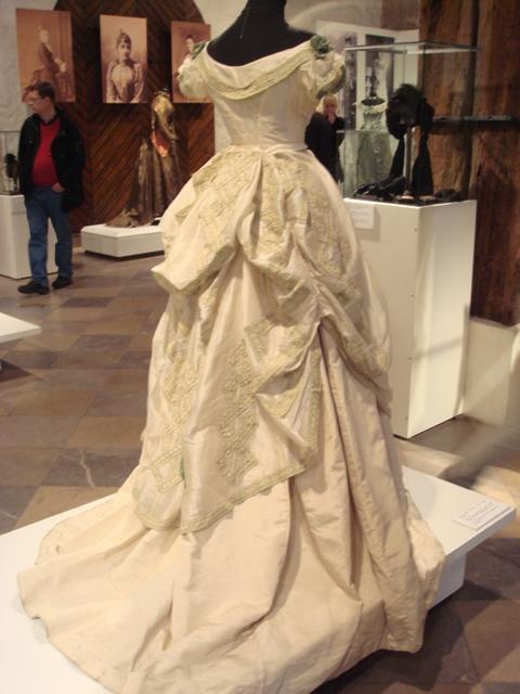 """На выставке """"Мода Викторианской эпохи"""" - платья и аксессуары 1830 - 1900 годов из собрания Александра Васильева, Париж (Фото 29)"""